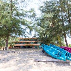 Отель Coriacea Boutique Resort пляж фото 2