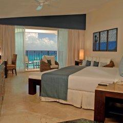 Отель Grand Park Royal Luxury Resort Cancun Caribe Мексика, Канкун - 3 отзыва об отеле, цены и фото номеров - забронировать отель Grand Park Royal Luxury Resort Cancun Caribe онлайн комната для гостей фото 3
