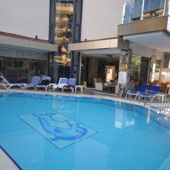 Отель Kleopatra Micador Аланья бассейн фото 3