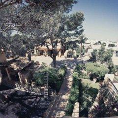 Отель Apartamentos Playa Ferrera балкон