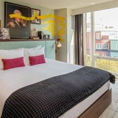 Отель Generator Washington DC США, Вашингтон - отзывы, цены и фото номеров - забронировать отель Generator Washington DC онлайн комната для гостей фото 2