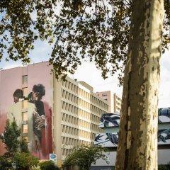 Отель Aparthotel Adagio Access La Villette Париж фото 2