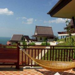 Отель Baan Kantiang See Panorama Villa Resort Ланта балкон