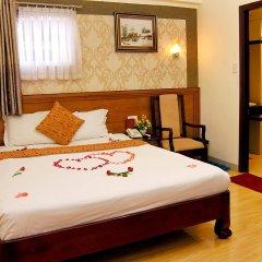Ngan Ha - Galaxy Hotel комната для гостей фото 2