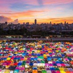 Отель LITA Bangkok Таиланд, Бангкок - отзывы, цены и фото номеров - забронировать отель LITA Bangkok онлайн пляж фото 2