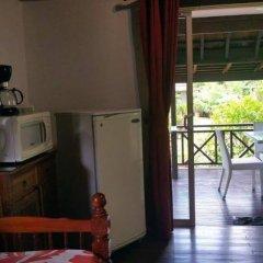Отель Hitimoana Villa Tahiti удобства в номере