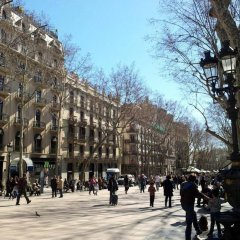 Hotel Toledano Ramblas Барселона спортивное сооружение