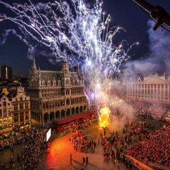 Отель Ibis Off Grand Place Брюссель фото 3