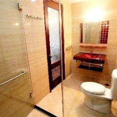 The World Inn Hotel And Travel Ханой ванная