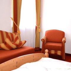 Hotel Kreuz Горнолыжный курорт Ортлер комната для гостей