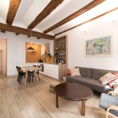 Отель Musico Art Flat Испания, Валенсия - отзывы, цены и фото номеров - забронировать отель Musico Art Flat онлайн комната для гостей фото 5