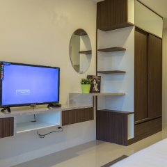 Отель Q Space Residence Бангкок удобства в номере