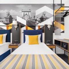 Отель D8 Hotel Венгрия, Будапешт - отзывы, цены и фото номеров - забронировать отель D8 Hotel онлайн комната для гостей