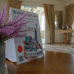Rooms Smart Luxury Hotel & Beach Чешме удобства в номере