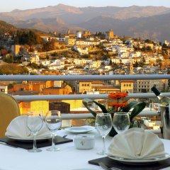 Отель Leonardo Hotel Granada Испания, Гранада - отзывы, цены и фото номеров - забронировать отель Leonardo Hotel Granada онлайн балкон