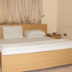 Отель Entry Point Hotel Нигерия, Уйо - отзывы, цены и фото номеров - забронировать отель Entry Point Hotel онлайн комната для гостей фото 5