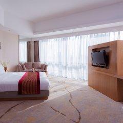 Отель Huaqiang Plaza Hotel Shenzhen Китай, Шэньчжэнь - 1 отзыв об отеле, цены и фото номеров - забронировать отель Huaqiang Plaza Hotel Shenzhen онлайн комната для гостей