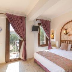 Oasis Hotel Турция, Калкан - отзывы, цены и фото номеров - забронировать отель Oasis Hotel онлайн комната для гостей фото 4