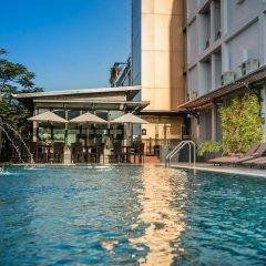 Nouvo City Hotel бассейн фото 3