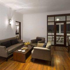 Отель Tangerine Beach Шри-Ланка, Калутара - 2 отзыва об отеле, цены и фото номеров - забронировать отель Tangerine Beach онлайн комната для гостей фото 5
