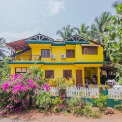 Апартаменты OYO 12666 Home Comfortable Studio Chogum Road Гоа фото 2