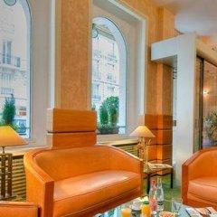 Отель Lyon Bastille Франция, Париж - отзывы, цены и фото номеров - забронировать отель Lyon Bastille онлайн интерьер отеля фото 3