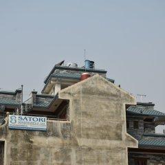 Отель Satori Homestay Непал, Катманду - отзывы, цены и фото номеров - забронировать отель Satori Homestay онлайн приотельная территория