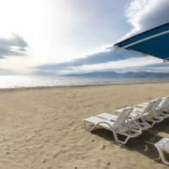 Отель Palm Wings Ephesus Beach Resort пляж