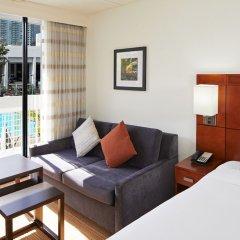 Отель MDR Marina del Rey - a DoubleTree by Hilton США, Лос-Анджелес - отзывы, цены и фото номеров - забронировать отель MDR Marina del Rey - a DoubleTree by Hilton онлайн комната для гостей фото 5