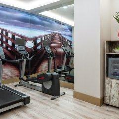 Отель Catalonia Ramblas фитнесс-зал