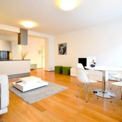 Апартаменты Vienna Residence Stylish Apartment for two People in the Center of Vienna Вена комната для гостей фото 2