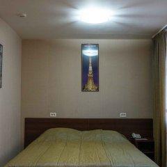 Сакура Отель 4* Стандартный номер с двуспальной кроватью фото 8