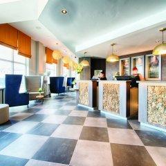 Leonardo Royal Hotel Edinburgh Haymarket интерьер отеля фото 3