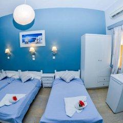 Отель Nostos Hotel Греция, Остров Санторини - отзывы, цены и фото номеров - забронировать отель Nostos Hotel онлайн комната для гостей фото 4