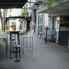 Отель Stayinn Barefoot Condesa Мехико бассейн