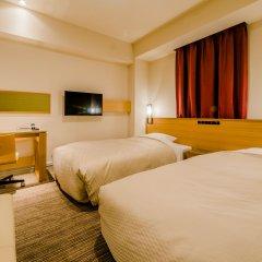 Отель Candeo Hotels Fukuoka Tenjin Фукуока комната для гостей фото 2