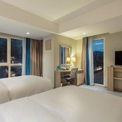 Hampton by Hilton Kahramanmaras Турция, Кахраманмарас - отзывы, цены и фото номеров - забронировать отель Hampton by Hilton Kahramanmaras онлайн комната для гостей фото 4