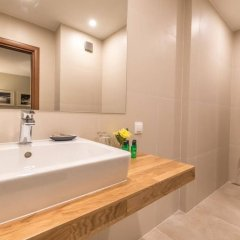 Отель White Lavina Spa and Ski Lodge ванная