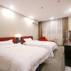 Отель Washington Business Hotel Shanghai Китай, Шанхай - отзывы, цены и фото номеров - забронировать отель Washington Business Hotel Shanghai онлайн комната для гостей фото 2