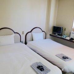 Отель Heiwadai Hotel Otemon Япония, Фукуока - отзывы, цены и фото номеров - забронировать отель Heiwadai Hotel Otemon онлайн комната для гостей фото 2