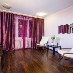 Апартаменты Funny Dolphins Apartments VDNKH комната для гостей фото 5