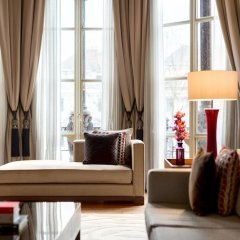 St. Pancras Renaissance Hotel London комната для гостей фото 11