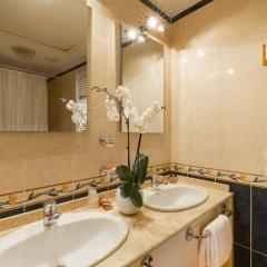 Отель Palazzo Guardi Италия, Венеция - 2 отзыва об отеле, цены и фото номеров - забронировать отель Palazzo Guardi онлайн ванная фото 2