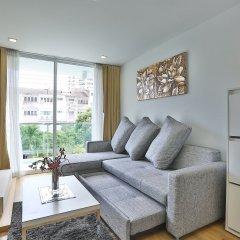 Отель United Residence Таиланд, Бангкок - отзывы, цены и фото номеров - забронировать отель United Residence онлайн комната для гостей фото 2