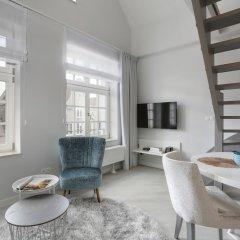 Отель Lavoo Boutique Apartments Польша, Гданьск - отзывы, цены и фото номеров - забронировать отель Lavoo Boutique Apartments онлайн комната для гостей фото 2