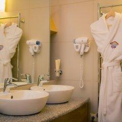 Гостиница Альпен Клаб в Шерегеше отзывы, цены и фото номеров - забронировать гостиницу Альпен Клаб онлайн Шерегеш ванная фото 2