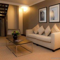 Отель Crowne Plaza London Kensington комната для гостей фото 2