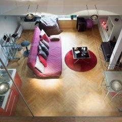 Апартаменты Prague Letna Apartments фитнесс-зал