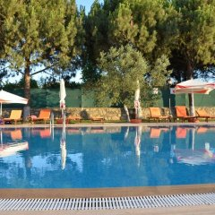 Sunset Troia Турция, Тевфикие - отзывы, цены и фото номеров - забронировать отель Sunset Troia онлайн бассейн фото 2