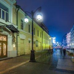 Гостиница Камергерский в Москве - забронировать гостиницу Камергерский, цены и фото номеров Москва вид на фасад фото 2